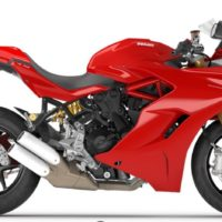 Ducati SuperSport 939 Twin